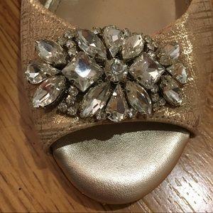 ANTONIO MELANI Shoes - Antonio Melani wedge shoe